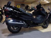 2013 Suzuki Burgman 400 ABS