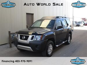 2015 NISSAN XTERRA 4X4|Warranty|Loaded