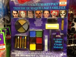 **NEW** Family Disguise Kits make up for Halloween Cambridge Kitchener Area image 6