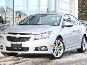 2014 Chevrolet Cruze LTZ | One Owner | No Accidents | RS Appeara