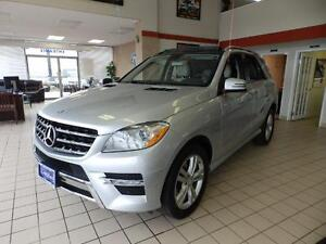 2012 Mercedes-Benz ML350 BlueTEC PANORAMIC ROOF NAVI,BACK CAMERA