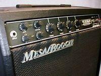MESA BOOGIE SUBWAY ROCKET Valve Amp for guitar. Immaculate Condition.