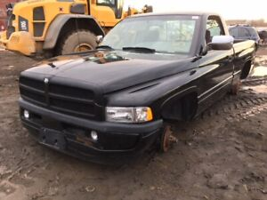 2006 Dodge Ram 1500 with 160k just in for parts at Pic N Save!