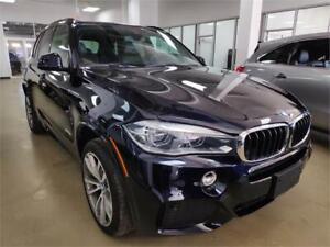 2016 BMW X5 xDrive35i M Sport, 21k km, Nearly New, Warranty