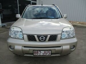 2006 Nissan X-Trail Gold Manual Ayr Burdekin Area Preview