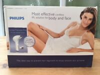 IPL hair removal system Lumea precision Plus from philips