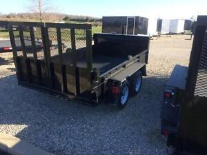 Brand New 2017 Dump Trailers-2 to choose from London Ontario image 4
