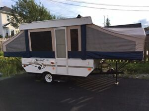 2012 Flagstaff Mac 10' Hardtop Camper (Pop Up - Fold Down)