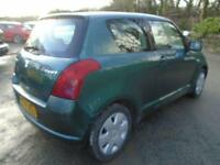 2005 55 SUZUKI SWIFT 1.3 GL 3D 91 BHP
