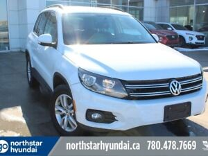 2014 Volkswagen Tiguan COMFORTLINE/LEATHER/AWD/HEATEDSEATS
