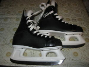 Kids' CCM skates in near-mint condition