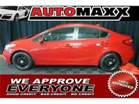 2014 Kia Forte 1.8L LX+ $105 Bi-Weekly! APPLY NOW DRIVE NOW!
