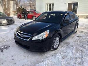 2011 Subaru Legacy 2.5i Prem, Safety & ETEST for ON or QC INCL.