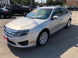 2010 Ford Fusion SE SEDAN BT...LOW KMS...MINT COND.