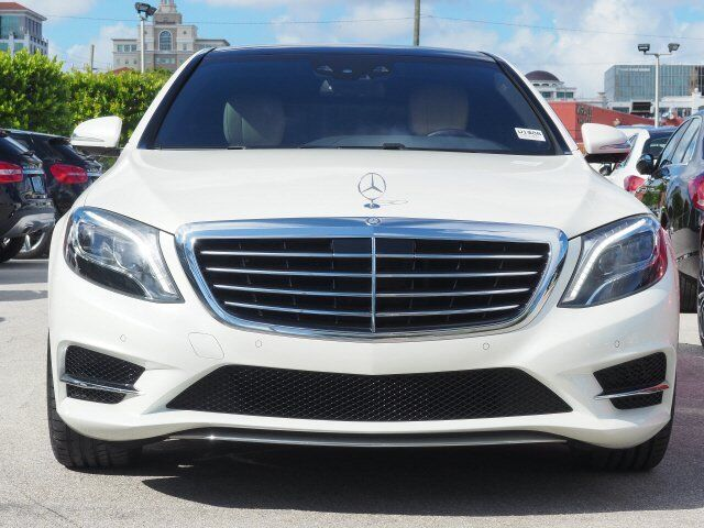 Image 2 Voiture American used Mercedes-Benz S-Class 2016