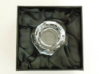 Saks Fifth Avenue Crystal Votive Candle Holder