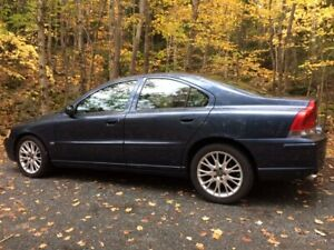 2005 Volvo S60 2.5T AWD Turbo