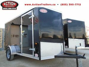 MORE TRAILER, LESS $$ - LOTS OF UPGRADES - 6X12 HAULIN CARGO!
