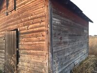 Reclaimed barn wood!! Ready for any project you have on the go!!