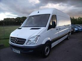 MERCEDES SPRINTER 313 CDI LWB - HIGH TOP, White, Manual, Diesel, 2014