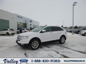 READY FOR A NEW FAMILY! 2010 Ford Edge SEL AWD CROSSOVER