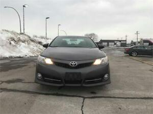 TOYOTA CAMRY 2014 SE 4 CLY...