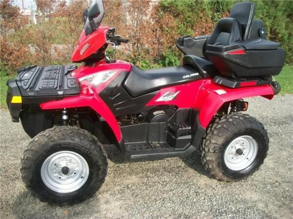 Used 2008 Polaris sportsman 2 passagers
