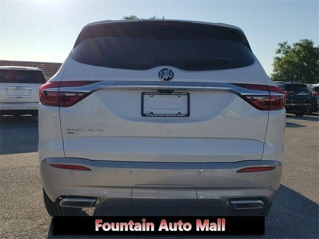 Image 6 Voiture American used Buick Enclave 2020