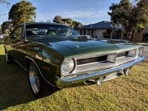 1969 Plymouth Barracuda Green Automatic Hardtop Welshpool Canning Area Preview