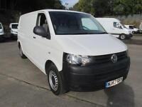 Volkswagen Transporter T30 LWB 2.0 Tdi 102Ps Startline Van DIESEL MANUAL (2013)