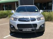 2013 Holden Captiva CG MY13 7 CX Silver Sports Automatic Wagon Mount Druitt Blacktown Area Preview