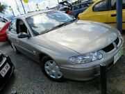 2001 Holden Commodore VX Acclaim Gold 4 Speed Automatic Sedan Yeerongpilly Brisbane South West Preview