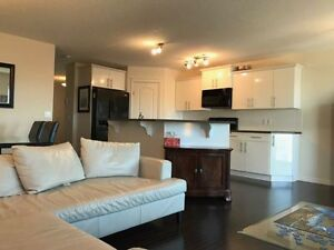 Gorgeous Fort Sask Duplex, steps from the parks, no condo fees