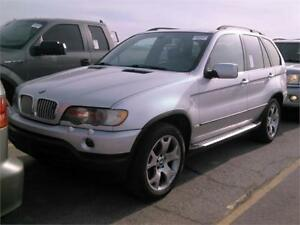 2002 BMW X5 4.4i *LEATHER,SUNROOF,WELL MAINTAINED!!!*