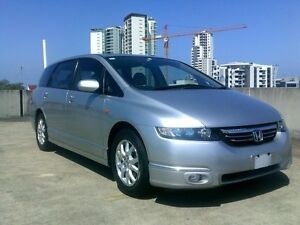 2005 Honda Odyssey 3rd Gen Luxury Silver 5 Speed Sports Automatic Wagon Southport Gold Coast City Preview