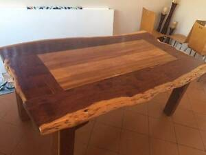 solid table hard wood Thirroul Wollongong Area Preview