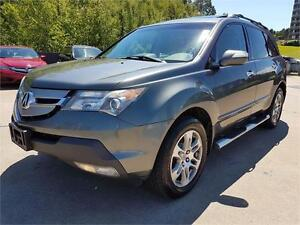 2008 Acura MDX Tech Pkg - Wholesale - NEW MVI