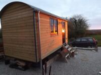 Shepherd hut £2995 DELIVERY AVAILABLE