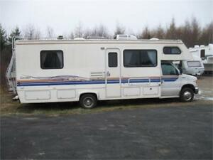 27' Gulstream Cavalier. Rear Queen. Trades. Financing. Warranty.