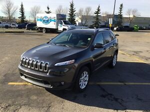 2016 Jeep Cherokee 4WD LATITUDE Finance $198 bw