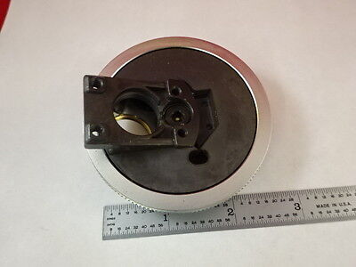 Microscope Part Leitz Germany Sm-lux Nosepiece As Is Bd4-a-05