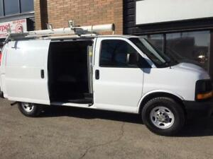 2012 Chevrolet Express 2500, $4K UPFITTED, LOADED, REDUCED $$
