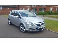 2008 Vauxhall Corsa 1.2 i 16v SXi 5dr **F/S/H+CLEAN+LOW MILES**