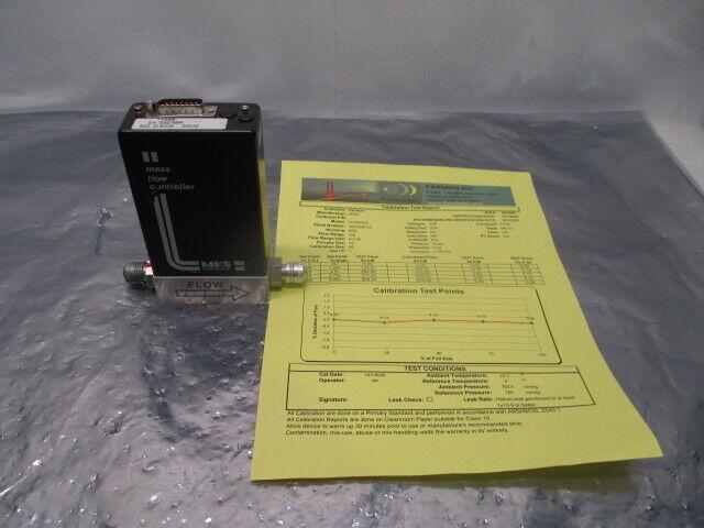 MKS 1159B Mass Flow Controller, MFC, N2, 20 SCCM, 100702
