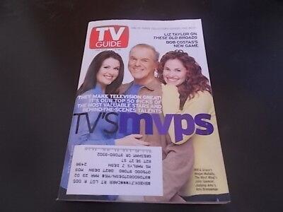 Bob Costas   Tv Guide Magazine 2001