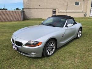 2003 BMW Z4 very low kms $12995