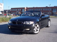2009 BMW 128 i Convertible Cabriolet **AUTOMATIQUE**
