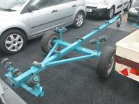 boat trailer good condition and ready to use £199