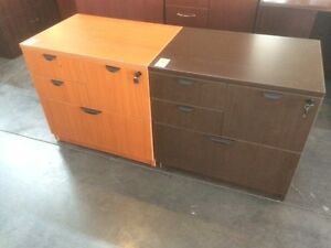 NEW Combo Cabinets- Red Cherry and Walnut (1)of each color avail
