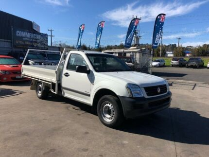 2006 Holden Rodeo RA MY06 Upgrade LX 5 Speed Manual Cab Chassis Lilydale Yarra Ranges Preview